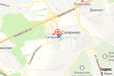 Москва, Саларьево, ул. Картмазовская, д. 46