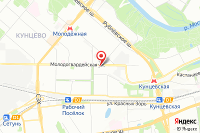Москва, ул. Молодогвардейская, д. 15