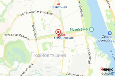 Москва, бул. Яна Райниса, д. 7