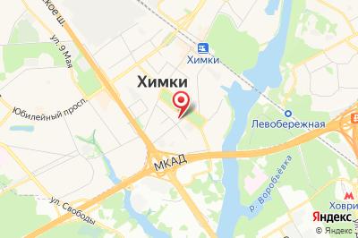 Москва, улица Калинина, 5, Химки