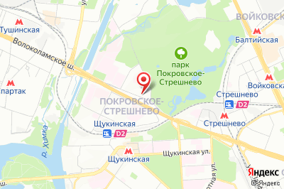 Москва, ш. Волоколамское, д. 56, к. 1