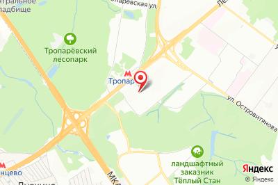 Москва, пр. Ленинский, д. 135, к. 1