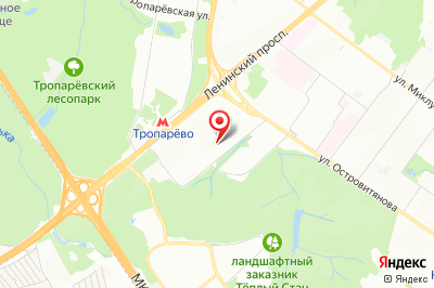 Москва, пр. Ленинский, д. 129, к. 2