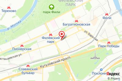 Москва, ул. 2-я Филёвская, д. 7, к. 6