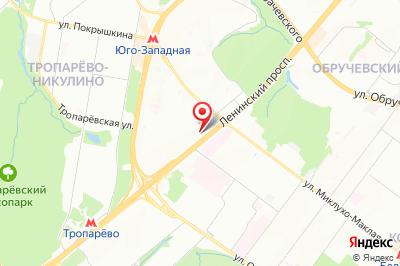 Москва, пр. Ленинский, д. 150