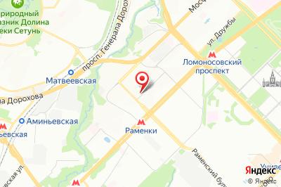 Москва, ул. Столетова, д. 17