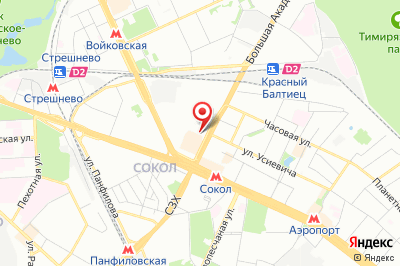 Москва, пр. Ленинградский, д. 80, к. 37