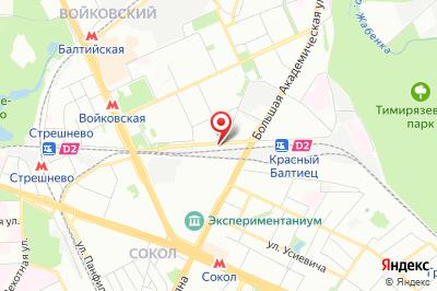 Москва, ул. Космонавта Волкова, д. 10