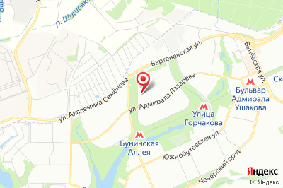 Москва, ул. Адмирала Лазарева, д. 52, к. 2