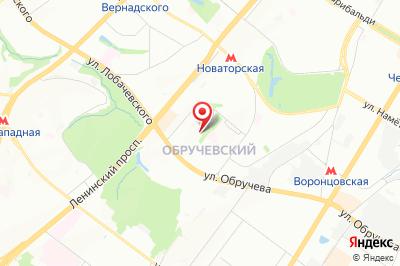 Москва, пр. Ленинский, д. 107, к. 3