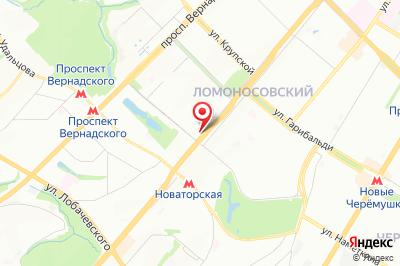 Москва, пр. Ленинский, д. 90