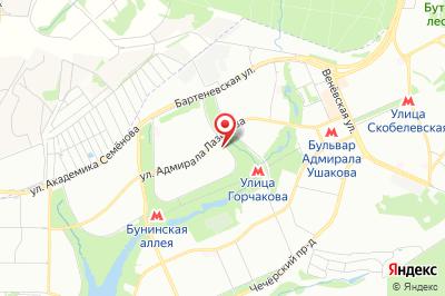 Москва, ул. Адмирала Руднева, д. 4