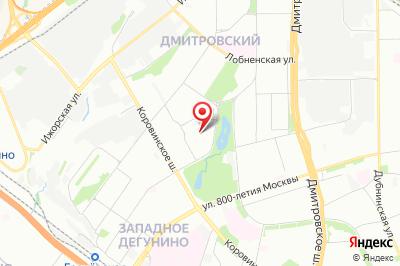 Москва, ул. Ангарская, д. 51, к. 2