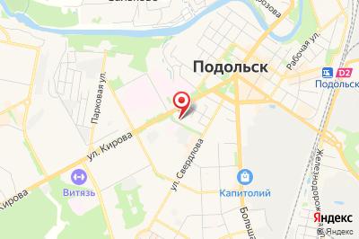 Москва, Подольск, ул. 50 лет ВЛКСМ, д. 20