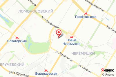Москва, ул. Архитектора Власова, д. 33