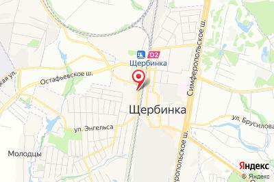 Москва, Щербинка, ул. Новостроевская, д. 6, лит. А