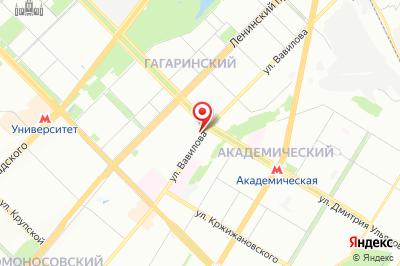Москва, ул. Вавилова, д. 48