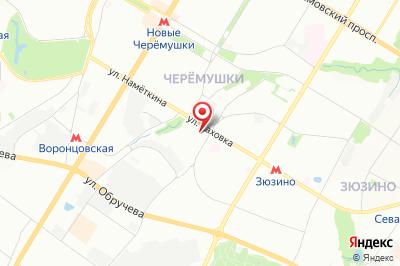 Москва, ул. Херсонская, д. 43