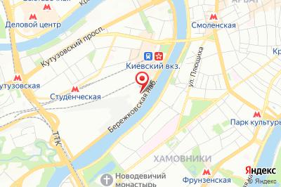 Москва, наб. Бережковская, д. 12