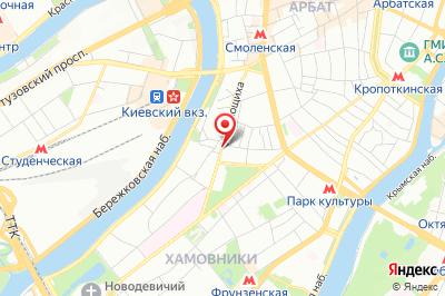 Москва, ул. Плющиха, д. 53