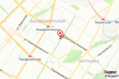 Москва, ул. Новочеремушкинская, д. 16