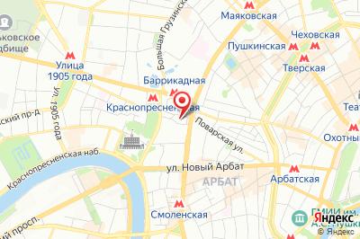 Москва, бул. Новинский, д. 31