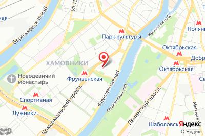Москва, Комсомольский проспект, 17, стр. 11