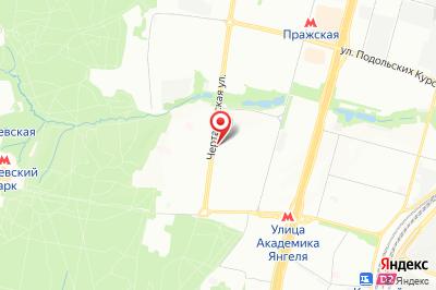 Москва, ул. Чертановская, д. 55