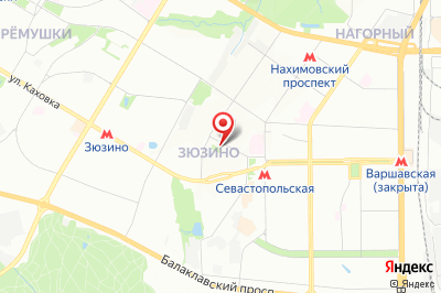 Москва, ул. Малая Юшуньская, д. 3
