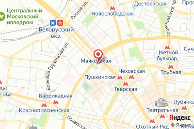 Москва, ул. Тверская, д. 29, к. 2