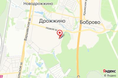 Москва, Бутово, Парк 2-Б, дер. Дрожжино, ул. Южная, д. 25
