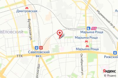 Москва, ул. Полковая, д. 12, к. 1