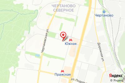 Москва, ул. Днепропетровская, д. 3, к. 1