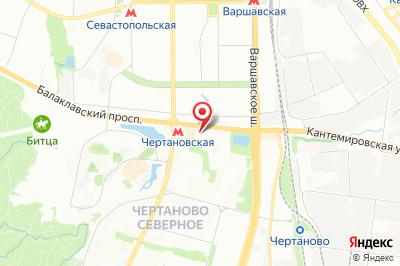 Москва, пр. Балаклавский,  д. 5