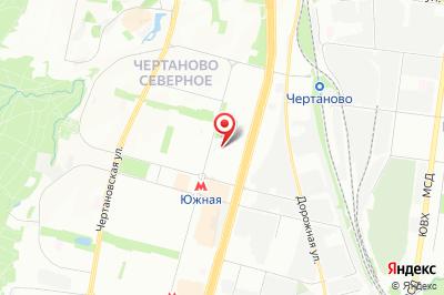 Москва, ул. Кировоградская, д. 9, к. 1