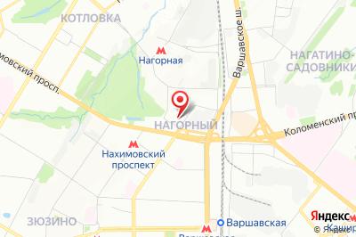 Москва, пр-д Симферопольский, д. 18-Б