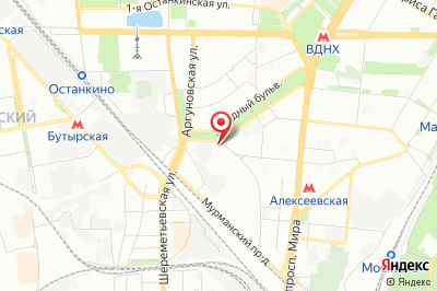 Москва, ул. Звездный бульвар, д. 21, к. 1