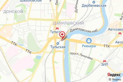 Москва, ш. Варшавское, д. 1, стр. 17