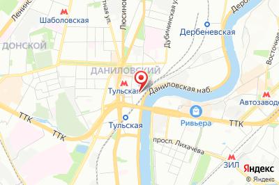 Москва, пер. Гамсоновский, д.2