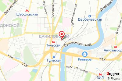 Москва, пер. Холодильный, д. 3, к. 1, стр. 3