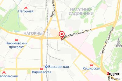 Москва, ш. Каширское, д. 16