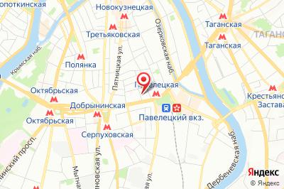 Москва, пер. 6-й Монетчиковский, д. 19