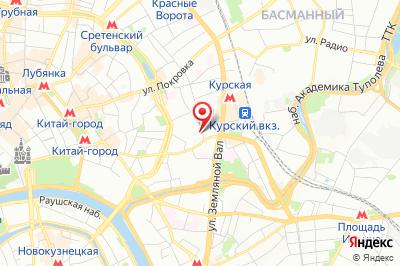 Москва, пер. Подсосенский, д. 28, стр. 2