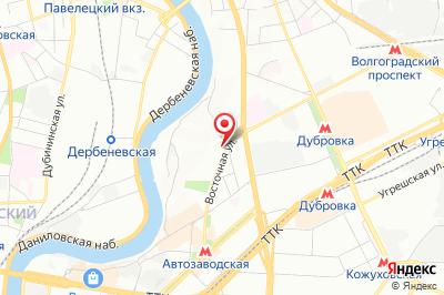 Москва, ул. Восточная, д. 2,  к. 1