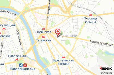 Москва, ул. Таганская, д. 24,  стр.4