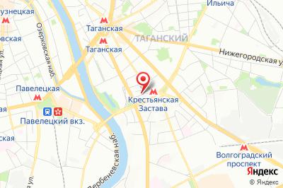 Москва, ул. Динамовская, д. 10, к. 1