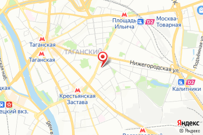 Москва, ул. Талалихина, д. 2/1, к. 1