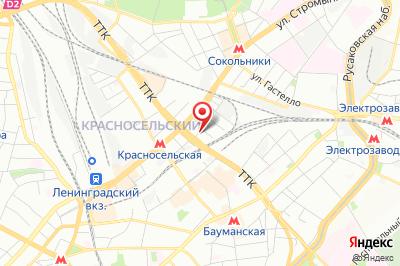 Москва, пер. Леснорядский, д. 2