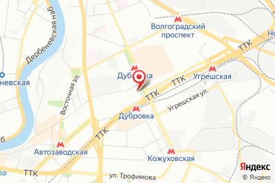 Москва, ул. Шарикоподшипниковская, д. 38, стр. 1