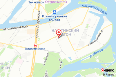 Москва, ул. Судостроительная, д. 18, к. 2